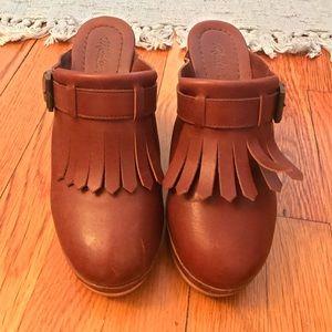 Madewell clogs